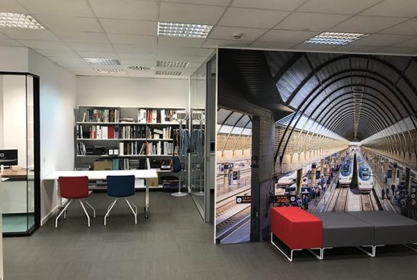 nuevas oficinas grupo papier