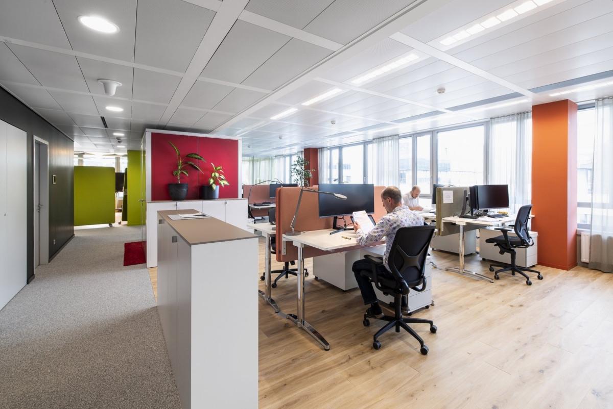 ruido en espacios de trabajo